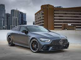Now it has finally been revealed. 2019 Mercedes Amg Gt 4 Door Coupe First Review Kelley Blue Book