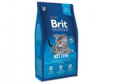 <b>Brit Premium</b> Cat Kitten <b>сухой корм</b> для котят, беременных и ...