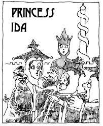 Princess Ida | GSOpera - Gilbert and Sullivan Opera
