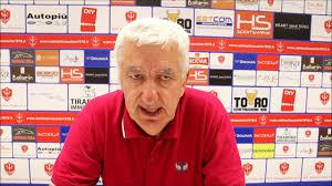 Triestina-Piacenza 1-3 Bruno Gasperutti