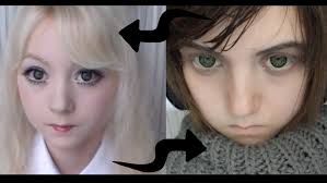 make up how to look like a boy a guy