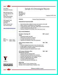 Chronological Resume Format Enchanting Sample Chronological Resume Inspirational 48 Beautiful Dishwasher