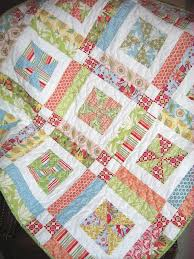 42 best Layer cake quilt ideas images on Pinterest | Bedspreads ... & Name: 'Quilting : Lemonade Lollipop layer Cake Adamdwight.com