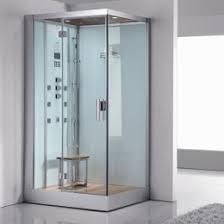 steam shower. Ariel Platinum DZ959F8 White Left Steam Shower