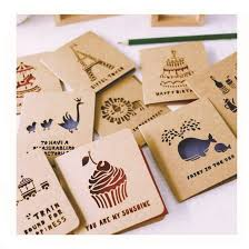 Teachers Birthday Card Us 7 99 Vintage Laser Cut Hollow Retro Kraft Paper Greeting Card Thanks Postcard Teachers Day Blessing Birthday Message Card 10pcs Pack In Cards