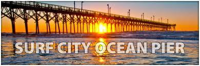 Surf City Ocean Pier Home