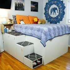 IKEA Hack Platform Bed Freestanding Version HandyDadTV