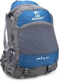 Wildcraft Pack Y 28 L Backpack Blue Price in India Flipkart