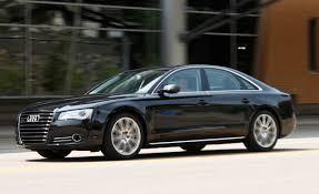 2011 Audi A8 4.2 Quattro   Road Test   Reviews   Car and Driver
