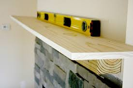 diy fireplace design diy fireplace mantle with 6 boards
