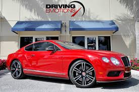 2013 Bentley Continental GT GT V8 Coupe 2-Door 2013 BENTLEY ...