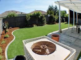fake grass paradise heights florida backyard deck ideas small backyard ideas