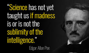 Top 40 Edgar Allan Poe Quotes Sacred Dreams Positive Words Of Fascinating Obscure Robin Williams Quotes