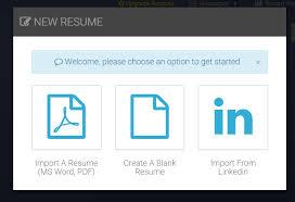 How To Create An Online Resume Using WordPress   Resume Builder