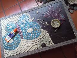 perfect mosaic table top