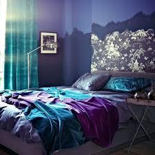 Purple And Turquoise Bedroom Pour La Prune Purple Turquoise Bedroom