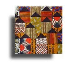 Free Pattern Pergamano African American | AFRICAN QUILT PATTERNS ... & African Huts-Pattern - Material Obsession Adamdwight.com