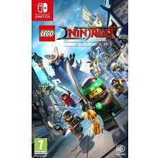 LEGO Ninjago Movie: Video Game - Nintendo Switch - Action - PEGI 7