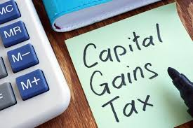 Image result for capital gains