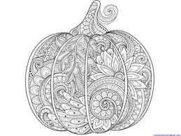 Small Picture Pumpkin Coloring Pages 1111