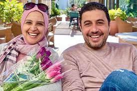 صورة حنان ترك مع زوجها تتصدر محركات البحث