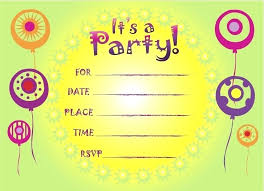 Print Birthday Invitations Free Birthday Invitations Maker Printable