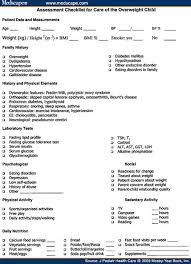 Nursing Physical Assessment Form Checklist