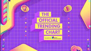 Chart Mtv Mtv The Official Uk Trending Chart Opening