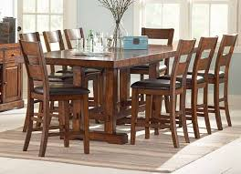 steve silver zappa counter height dining table at gates home furnishings gates furniture