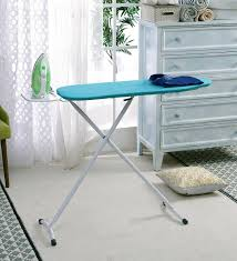 ironing board furniture. buy peng essentials steel aqua blue ironing board online boards pepperfry furniture r