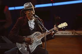 tajmo s keb mo performs at the 60th annual grammy awards at madison square garden on sunday jan 28 2018 in new york matt sayles invision ap