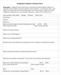 48 Employee Write Up Form A Professional Way To
