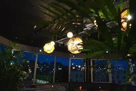 rooftop lighting. Rooftop Gardens Norwich Lighting