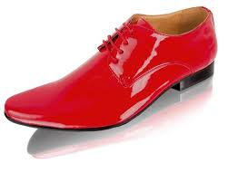dobell red patent contemporary dress shoes