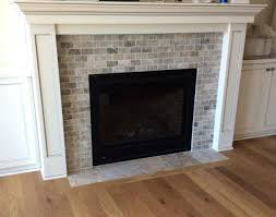 tiled fireplace wall cute tile surrounds minimalist related to good 2 n56 surrounds