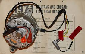 charging system ford alternator pigtail at Alternator Wiring Harness Ford