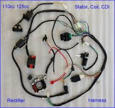 pit bike wiring diagram 125cc images wheeler wiring diagram wiring harness orion 125cc pit bike