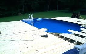 swimming pool handrails stainless steel above ground rails deck building process swimming pool rails installation