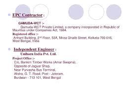 Gamuda Organization Chart Ppt Project Profile Powerpoint Presentation Id 6493058