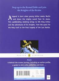 king arthur and his knights of the round table puffin classics roger lancelyn green 9780141321011 com books