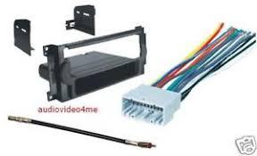 dodge magnum car radio stereo cd dash mount install kit amp wire image is loading dodge magnum car radio stereo cd dash mount