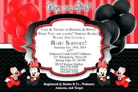Baby Mickey Mouse Baby Shower Free Mickey Mouse Baby Shower