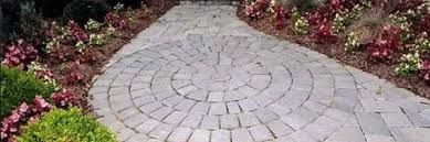 Image Outdoor Complimentary Back Yard And Front Yard Landscaping Ideas That Connect Your Outdoor Living Spaces Br Design Build Stone Steps Walkways Garden Stone Paths Annapolis Md Br Design Build
