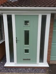 front door styles. Green Door Front Styles E