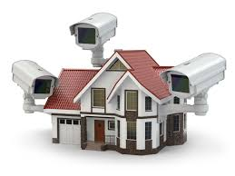 Image result for security cameras in a house