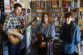 Introducing npr music's tiny desk (home) concerts, bringing you performances from across the country and the world. Kathleen Edwards Tiny Desk Concert Ncpr News