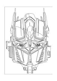 Kleurplaat Kleurplaten Transformers 5 Kleurplaat Kleurplaten