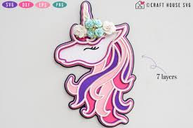 Diy unicorn wall decal with free unicorn svg. 20 Of The Best Free Unicorn Svg Files To Download