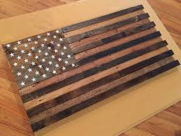 decor wood american flag wall decor astonishing reclaimed rustic pallet american flag wall art pics of