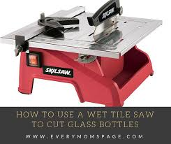what if i tell you that there is an efficient and inexpensive way using which you can cut glass without any loss or damage you can use a wet tile saw to